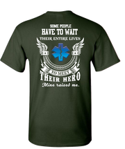 EMS Raised Me Short Sleeve T-Shirt - Green