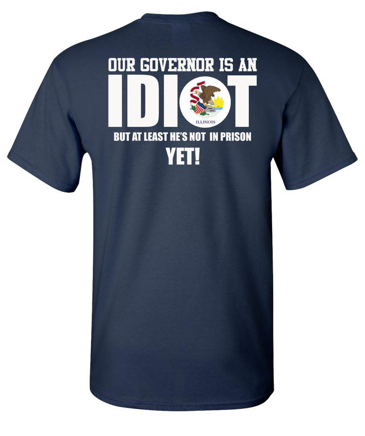 Idiot-Governor-Navy