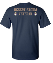 Desert Storm Vet Air Force Short Sleeve T-Shirt
