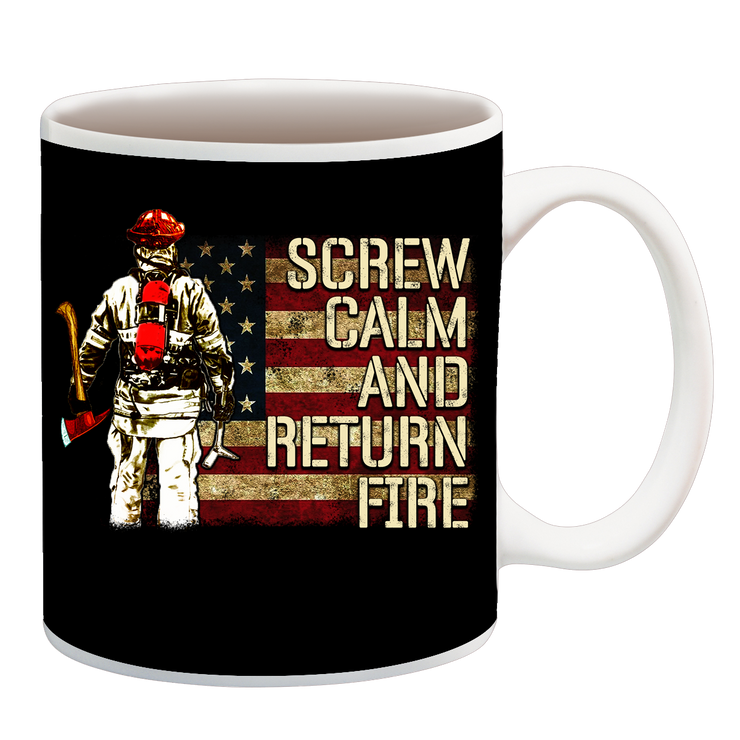 RETURN FIRE CUP