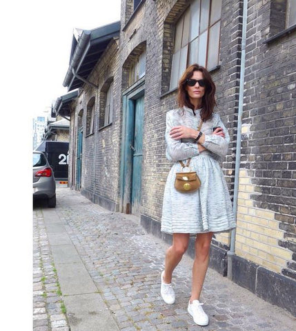 @Hedvigso (UK), Copenhagen Fashion Week, August 2015, Garance shirt & Alicia skirt