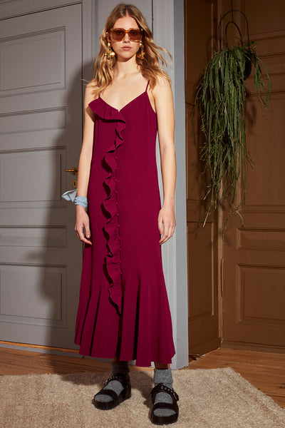 Rosine Dress Wild Berry