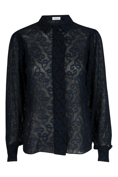 Adalene Shirt Black