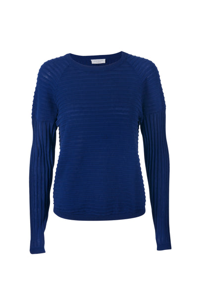 Amarante knit sweater navy