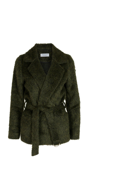 Annelise Short Jacket Olive