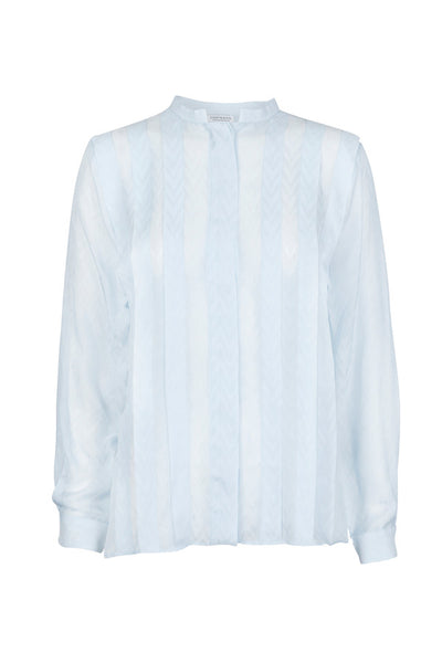 Annibelle shirt ice blue