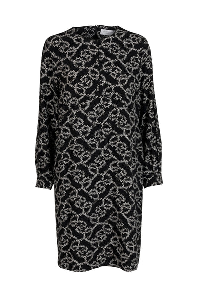 Arissa Dress Black Print