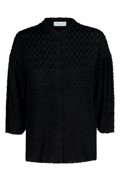 Azelea Shirt Black