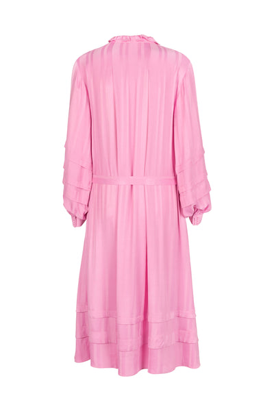Adele Dress Begonia Pink