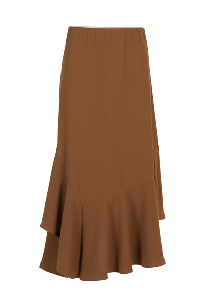 Angelica Skirt Golden Brown