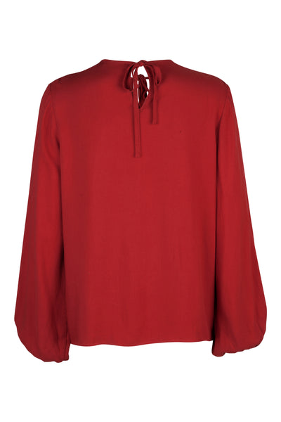 Bella Top Autumn Red