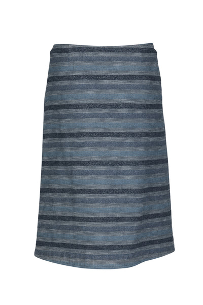 Camille skirt denim blue