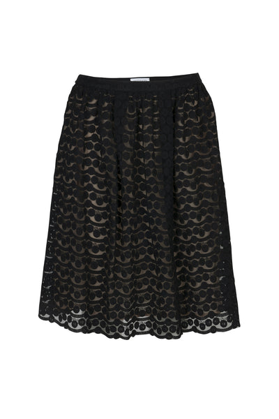 Christie lace skirt