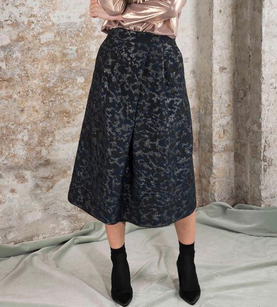Carine skirt midnight