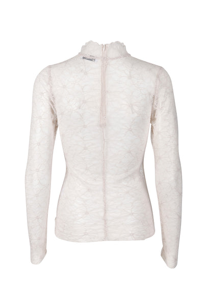 Desirelli lace top oyster