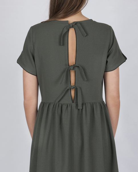 Sallie dress oyster