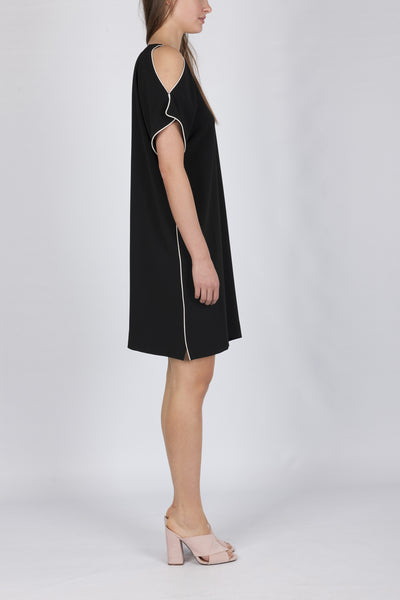 Isabelle black dress