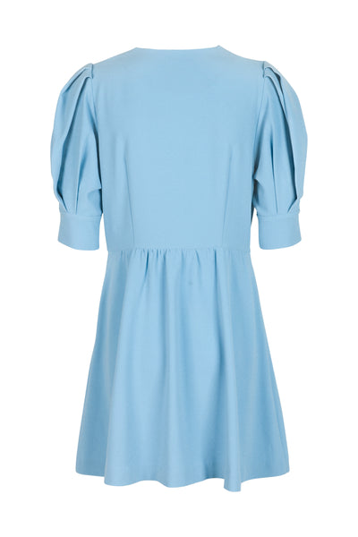Maria Dress Pacific Blue