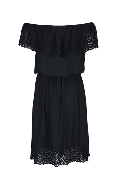 Veva dress black