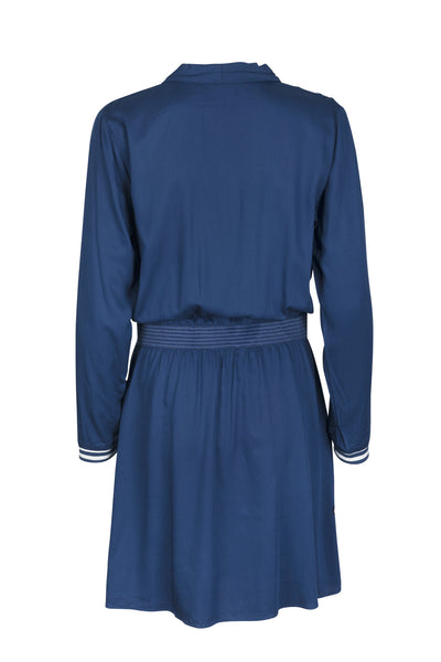 Laurie dress navy