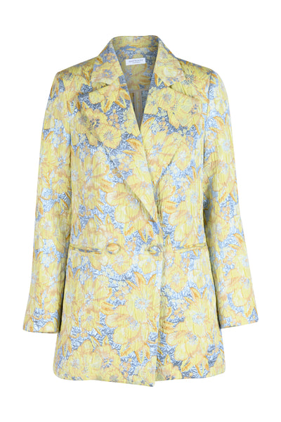 Daria lemon grass blazer