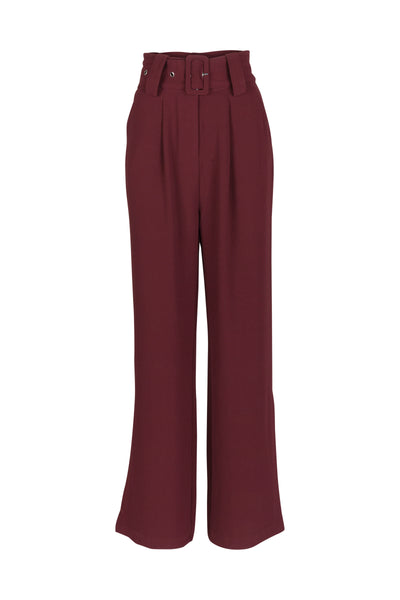 Elisa Pants Port Wine