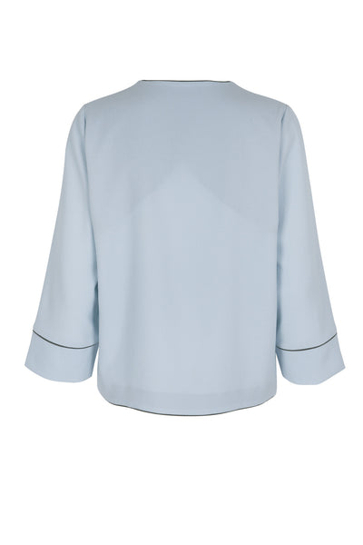 Erica jacket ice blue
