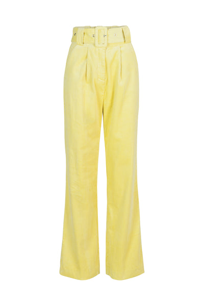 Elisa Pants Lemon Grass