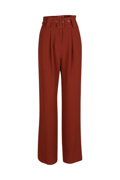 Elisea burnt henna pants