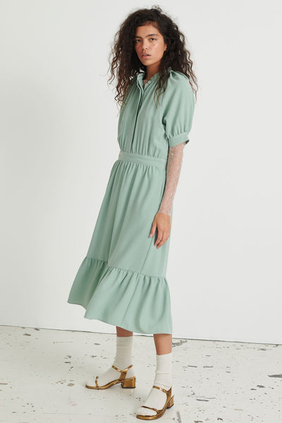 Ella Dress Pure Mint