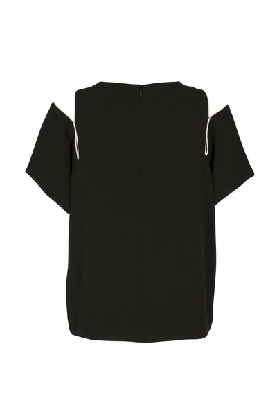 Hollie top black