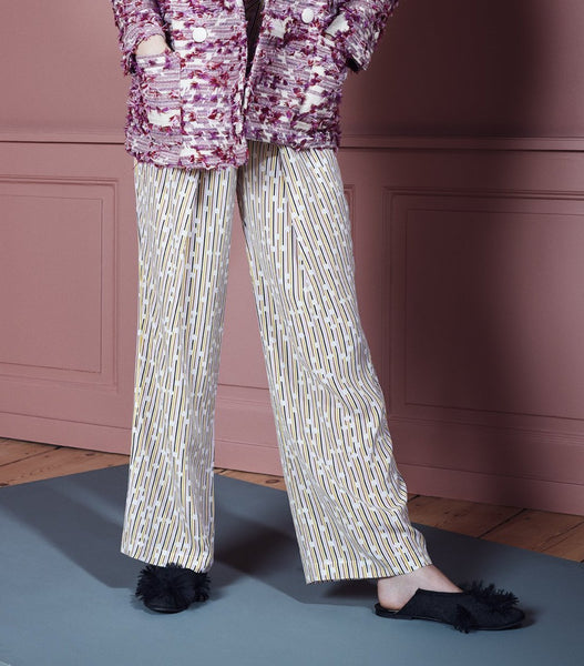 Reina Pants sunshine Print