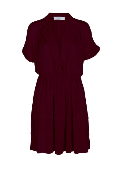 Ina Dress Wild Berry