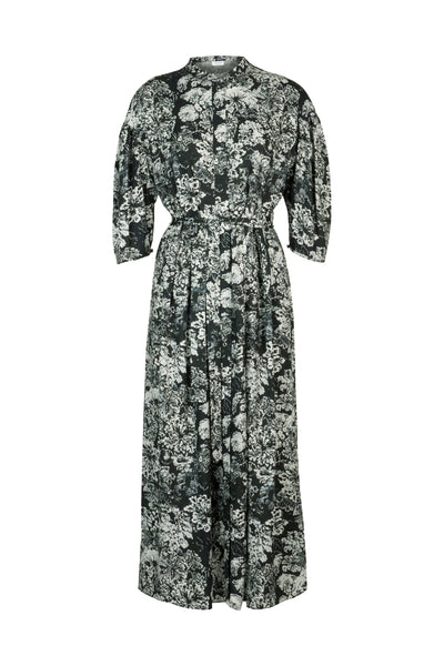 Isabelle Dress Black Print