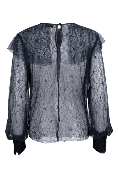 Joelle Lace Top Midnight