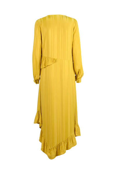 Josie golden hour long dress
