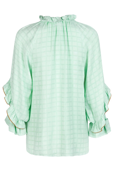 Julianna Blouse Pure Mint