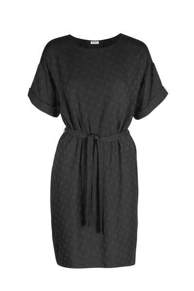 Leyla dress black