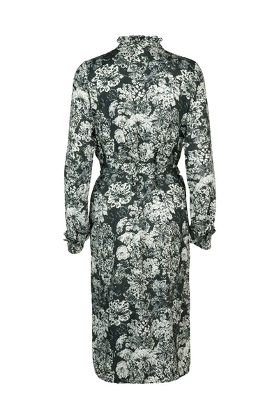 Louise Dress Black Print
