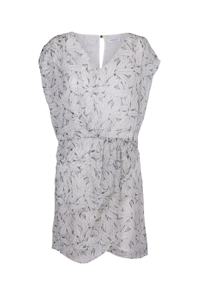 Louise silk dress