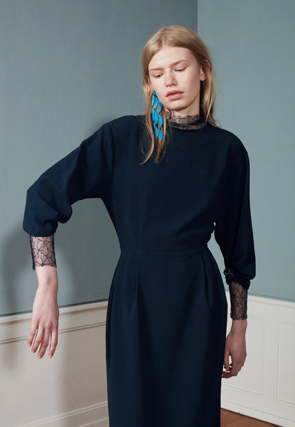 Miriam Dress Midnight