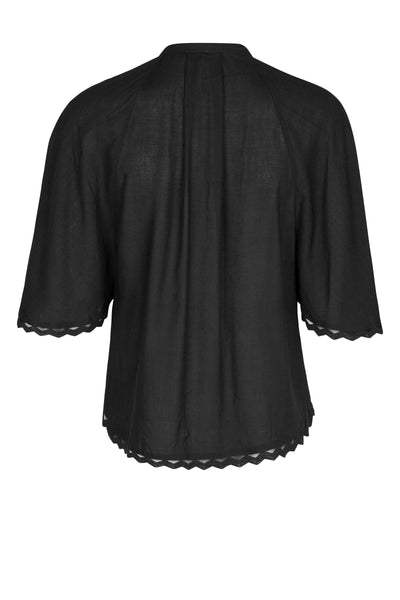 Maggie shirt black