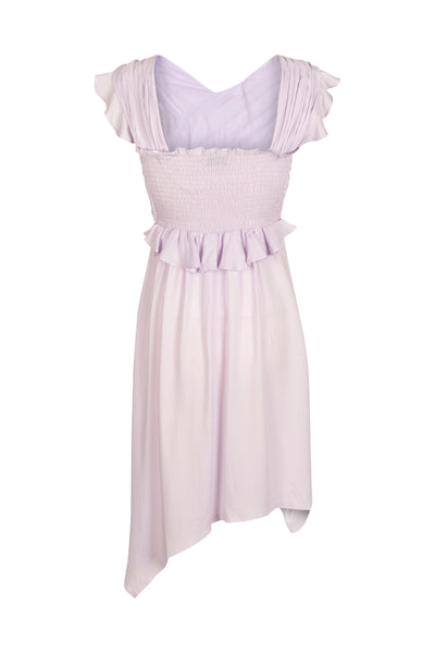 Marylene Dress Lavender Fog