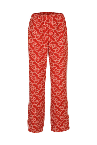 Milla pants Automne Red