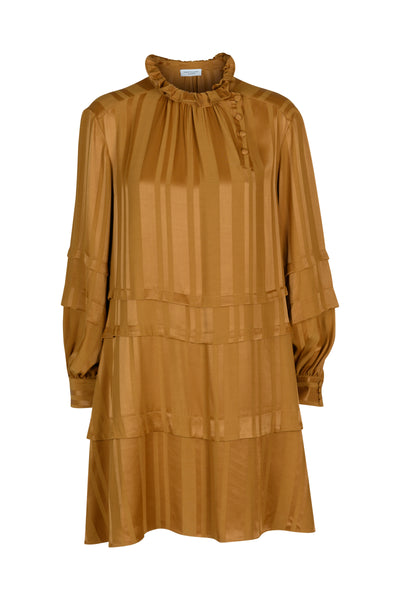Manon Dress Bronze