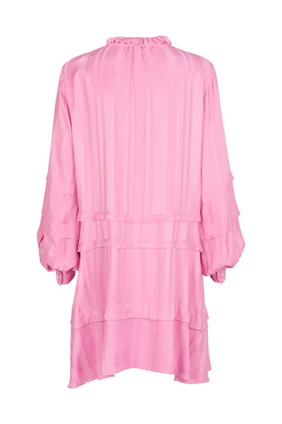 Manon Dress Begonia Pink
