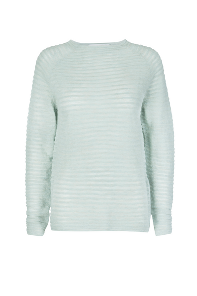 Marian sweater pale aqua