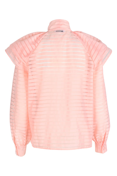 Nellie pink paradise blouse