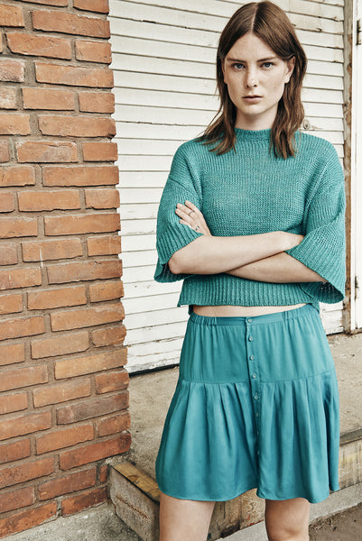 Febe knit top mineral