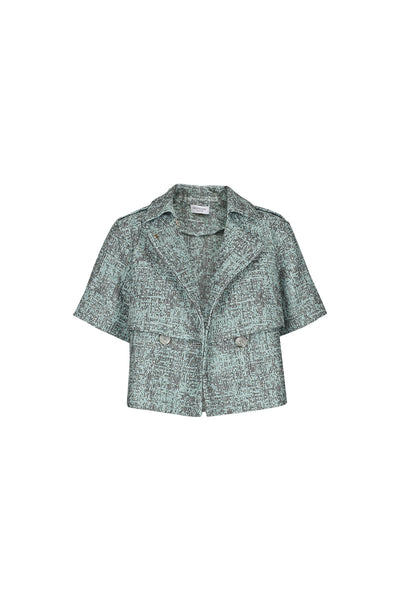 Ofelia jacket pure mint